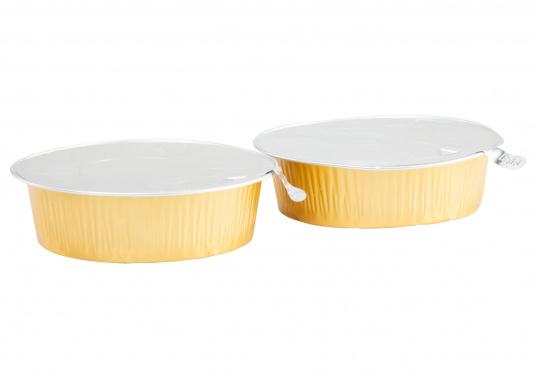Ersatzbrenner für den Kocher 4000 von CAN. Enthält 80 g Spiritusgel. Lieferumfang: 2 Stück. (Bild 2 von 2)