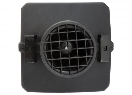 Die stabile Diesel-Luftheizung 2D DELUXE URAL EDITION von Autoterm Air ist aufgrund der kompakten Baugröße perfekt für kleinere Boote geeignet. Leistungsstufen sowie die Regelung der Temperaturen lassen sich mit der Heizung kinderleicht anpassen. Maximale Heizleistung: 1,8 kW. Spannung: 12 V. (Bild 2 von 7)