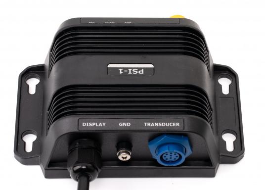Mit dem Sonarmodul PSI-1 können Sie den neuen hochauflösenden LiveSight Transducer von NAVICO mit einem Lowrance HDS Carbon oder Simrad NSS evo3 Multifunktionsdisplay verbinden.
