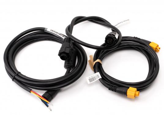 Mit dem Sonarmodul PSI-1 können Sie den neuen hochauflösenden LiveSight Transducer von NAVICO mit einem Lowrance HDS Carbon oder Simrad NSS evo3 Multifunktionsdisplay verbinden. (Bild 5 von 5)