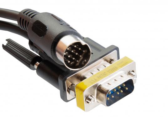 Remote Kabel für das IC-M802. Länge: 1 m. (Bild 3 von 3)
