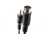 ICOM SCS Cable CI-V TRX Control
