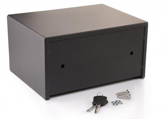 A safe you can rely on!The Dometic 310C mechanically lockable safe has a capacity of 9 litres with an empty weight of 7.4 kg. (Image 5 of 5)