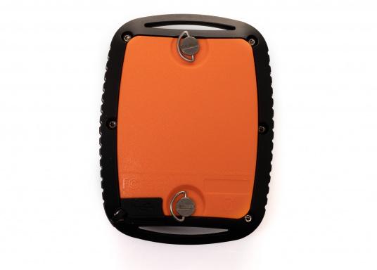 Mit dem SPOT Gen3 können Sie Angehörige darüber informieren, dass es Ihnen gut geht und im Notfall den Rettungskräften per Knopfdruck Ihre GPS-Positionen übermitteln. Der SPOT Gen3 arbeitet zu 100% mit Satellitentechnologien, ist somit unabhäbngig von Funk- und Handynetzen und bietet eine Ihnen eine lebensrettende Kommunikationsmöglichkeit im kompakten Design. (Bild 2 von 4)