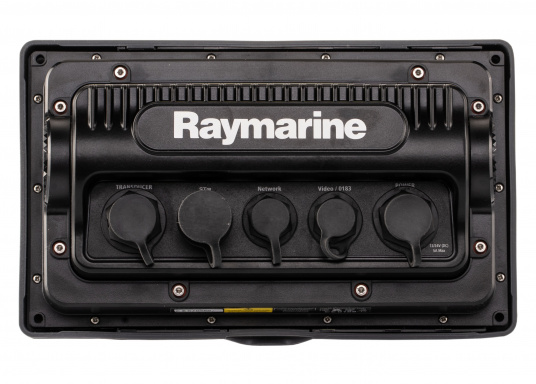 The Raymarine eS78 multifunction display features high-speed processors, a super-bright hybrid touch display and a variety of connectivity options. You have the freedom to choose between the best cartographies and the innovative multi-function knob ensures precise and easy navigation in all weather conditions. (Imagen 11 of 14)