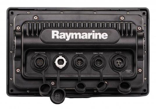 The Raymarine eS78 multifunction display features high-speed processors, a super-bright hybrid touch display and a variety of connectivity options. You have the freedom to choose between the best cartographies and the innovative multi-function knob ensures precise and easy navigation in all weather conditions. (Imagen 13 of 14)