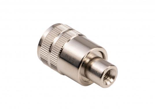 PL-Stecker für 6 mm RG58U Kabel. (Bild 2 von 2)