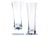Magnetic Crystal BEER Glass / set of 2