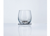 Magnetic Crystal WHISKY Glass / set of 2