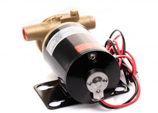 Eine dauerhafte und langlebige Lösung! Die hochwertige Impellerpumpe F3B-19 von JOHNSON ist optimal für das Ablassen und Nachfüllen von Motoröl geeignet. Erhältlich in 12 oder 24 V. (Bild 2 von 7)
