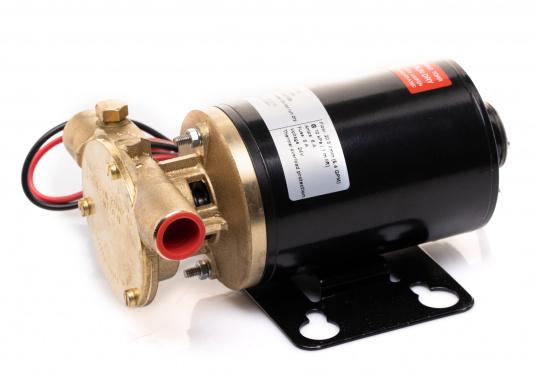 Eine dauerhafte und langlebige Lösung! Die hochwertige Impellerpumpe F3B-19 von JOHNSON ist optimal für das Ablassen und Nachfüllen von Motoröl geeignet. Erhältlich in 12 oder 24 V. (Bild 3 von 7)