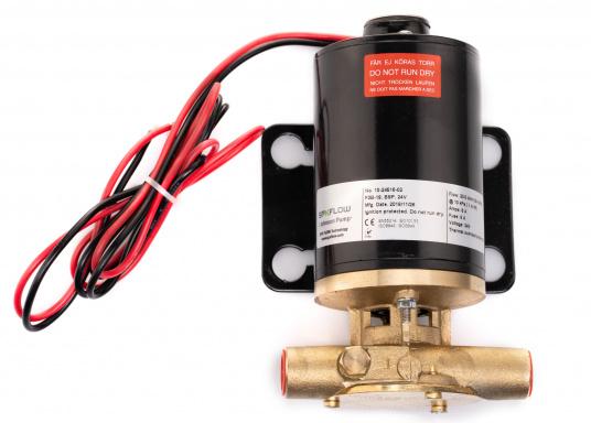 Eine dauerhafte und langlebige Lösung! Die hochwertige Impellerpumpe F3B-19 von JOHNSON ist optimal für das Ablassen und Nachfüllen von Motoröl geeignet. Erhältlich in 12 oder 24 V.