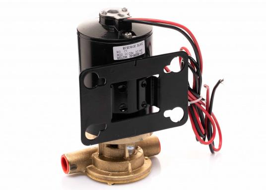 Eine dauerhafte und langlebige Lösung! Die hochwertige Impellerpumpe F3B-19 von JOHNSON ist optimal für das Ablassen und Nachfüllen von Motoröl geeignet. Erhältlich in 12 oder 24 V. (Bild 5 von 7)