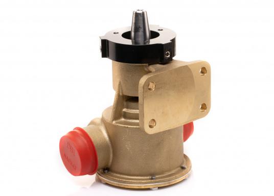 Die Impellerpumpte F8B-5001 von JOHNSON kann als Lenzpumpe, Deckwaschpumpe, Kühlwasserpumpe für Motoren oder auch als Feuerlöschpumpe verwendet werden. (Bild 7 von 8)