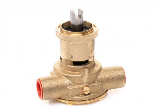 In order to assist skilled skippers in carrying out their own repairs without causing a total loss, we now offer seawater pumps for the most common types of engines on the market.  (Image 4 of 7)