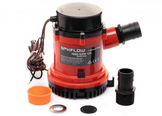 JOHNSON PUMP Bilge Pump L1600 / 6000 l/h from 89,95 € buy now | SVB