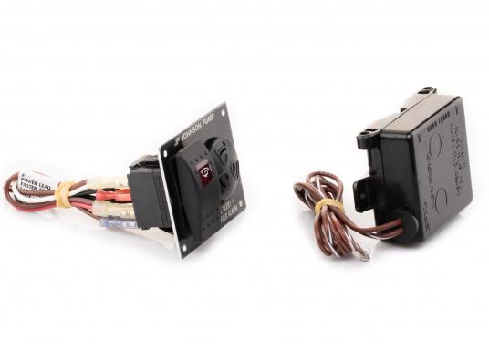 Johnson Pumps 72303-001 Bilge Alert High Water Alarm.W// Ultima Switch Marine MD