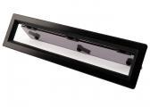 Flush Portlight / zum Öffnen / 600 x 150 mm