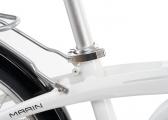 MARIN Aluminium Compact Folding Bike / 20 inch / white