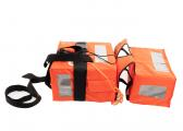 SOLAS Life Jacket / with folding collar / 100 N / 43-140 kg