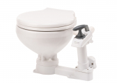 Manual On-Board Toilet AquaT / compact