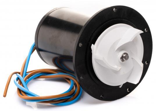 Originaler und passender Ersatzmotor für elektrische WCs von JOHNSON. Spannung: 12 V. (Bild 2 von 3)