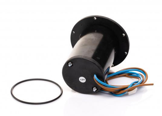 Originaler und passender Ersatzmotor für elektrische WCs von JOHNSON. Spannung: 12 V. (Bild 3 von 3)