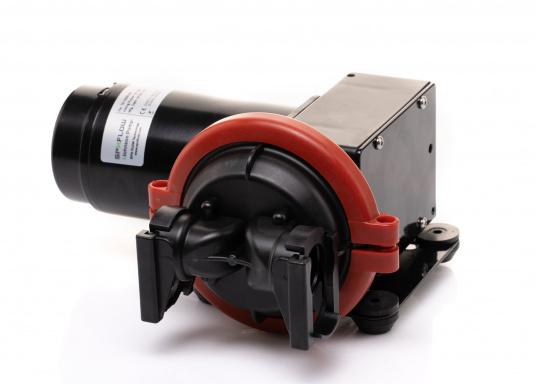 Die Viking Power 16 ist eine flexible und kompakte Gleichstrompumpe mit Einzelmembran. Diese Pumpe ist die ideal für den Duschwasserabfluss, Abwasser und das Abpumpen von Leckwasser geeignet.