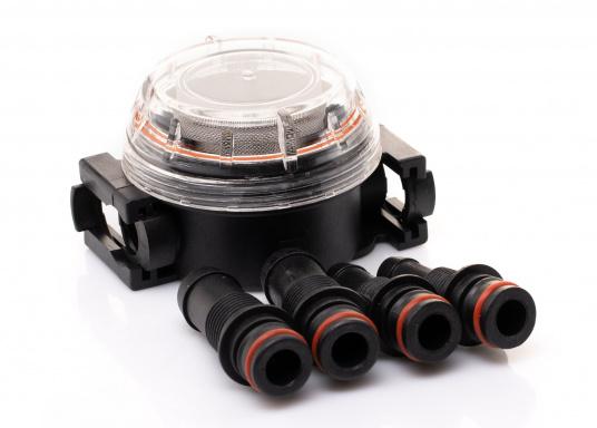 Passender Wasserfilter PUMProtector für Ihre JOHNSON Pumpe. (Bild 5 von 6)