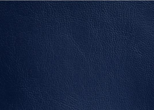 Klassischer Bezugsstoff mit geprägter Ledernarbung und Filzrücken.Das Kunstleder isthervorragend für den Innen- und Außenbereich geeignet.Rollenbreite: ca. 1,40 m. Lieferung im Anschnitt zu mind. 1 m. Farbe: blau.Preis pro Meter.