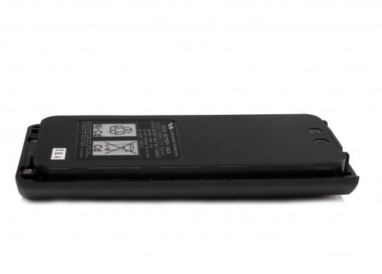 Originaler NiCad-Ersatzakku CNB260 (7,2 V / 750 mAh) für das Standard Horizon Fungkerät HX260S. (Bild 3 von 3)