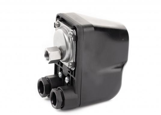 Originaler und passender Druckschalter für die PumpenUP6/A, UP9/A,UP12/A,UP12/A-V5,UP12/A-V20, DP3 und DP9. (Bild 2 von 5)