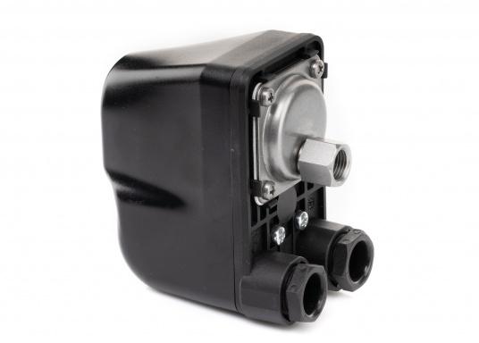 Originaler und passender Druckschalter für die PumpenUP6/A, UP9/A,UP12/A,UP12/A-V5,UP12/A-V20, DP3 und DP9.
