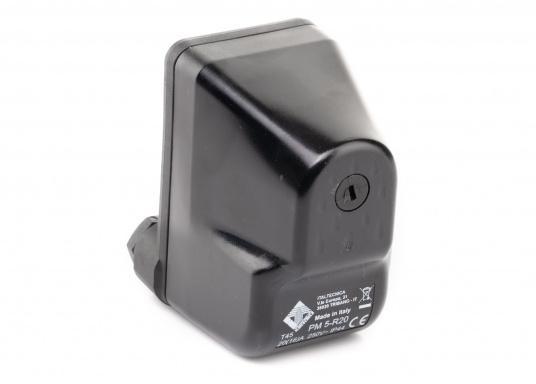 Originaler und passender Druckschalter für die PumpenUP6/A, UP9/A,UP12/A,UP12/A-V5,UP12/A-V20, DP3 und DP9. (Bild 4 von 5)