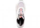 Chaussures de pont RACER / blanc