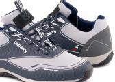 Chaussures de pont RACER / bleu marine