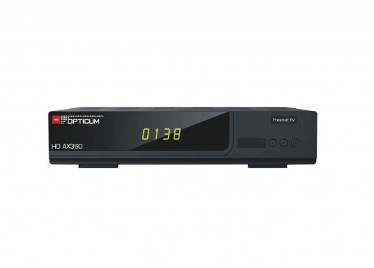 Nie wieder Ihre Lieblingssendungen verpassen! Mit dem DVB-T2-Receiver DTR3442B haben Sie Zugriff auf großartige Fernsehinhalte von freien- und verschlüsselten Sendern.