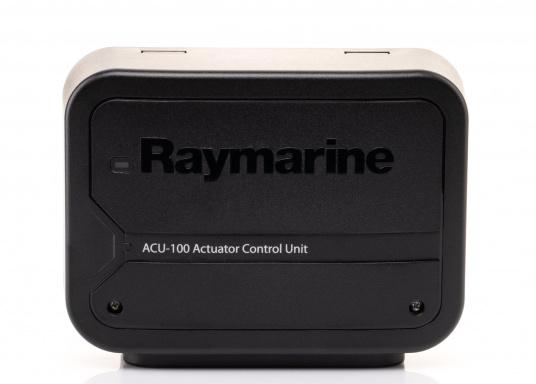 Die Antriebs-Kontrolleinheiten (ACU) sorgen für Power des Autopiloten-Antriebs.