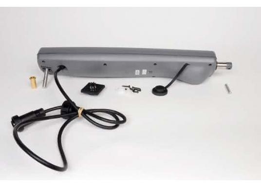 Autopilota a barra per yacht fino a 11 m di lunghezza con dislocamento massimo di 4,5 tonnellate. Include il Controller Smart. (Immagine 9 di 9)