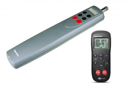 Autopilota a barra per yacht fino a 11 m di lunghezza con dislocamento massimo di 4,5 tonnellate. Include il Controller Smart.