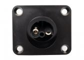 Socket for 32 A Heavy Duty Plug