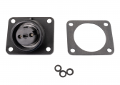 Socket for 32 A Heavy Duty Plug