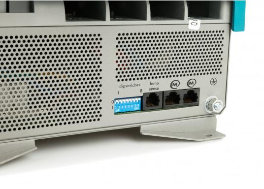 ChargeMaster PLUS ist die nächste Generation der Batterieladegeräte, die zahlreiche Funktionen in einem Gerät vereint.Anzahl der Batterieausgänge: 2 + 1. Ladestrom insgesamt: 60 A. (Bild 4 von 8)