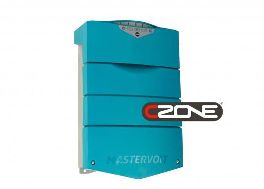 ChargeMaster PLUS ist die nächste Generation der Batterieladegeräte, die zahlreiche Funktionen in einem Gerät vereint.Anzahl der Batterieausgänge: 2 + 1. Ladestrom insgesamt: 60 A.