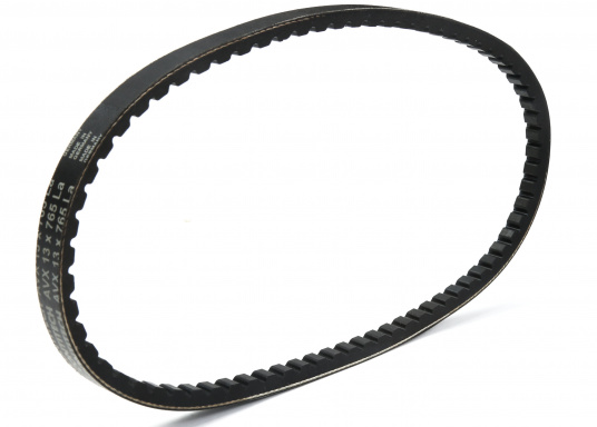 Replacement V-belt for Volvo Penta 2040.
