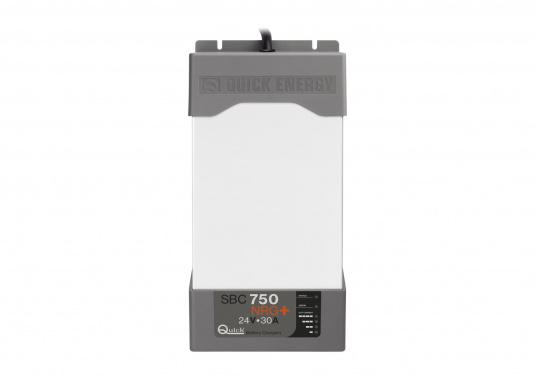 Die Ladegeräte der SBC NRG+ MED / HI Serien bieten neben einer hohen Leistung auch ein Mehr an Komfort. Aufbauend auf die Eigenschaften der MINI Serie werden diese Ladegeräte mit einem externen Bedienpanel mit mehrsprachigem Menu geliefert.Für Batterien: 140 -300 Ah. (Bild 2 von 3)