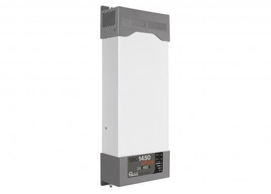 Die Ladegeräte der SBC NRG+ MED / HI Serien bieten neben einer hohen Leistung auch ein Mehr an Komfort. Aufbauend auf die Eigenschaften der MINI Serie werden diese Ladegeräte mit einem externen Bedienpanel mit mehrsprachigem Menu geliefert.Für Batterien: 270 - 600 Ah.
