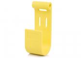 Afbeelding van JACK-IT Plastic Hook / Yellow
