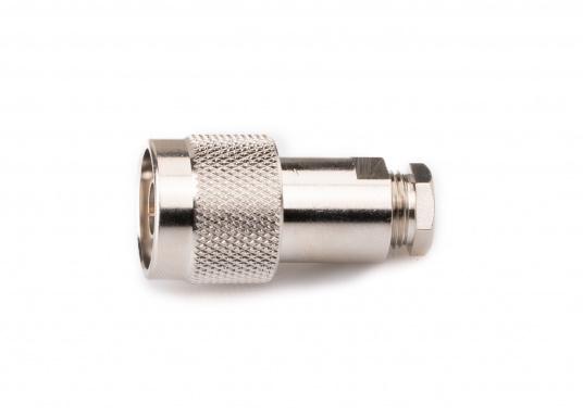 Passender N-Stecker für RG58U Kabel. (Bild 2 von 4)