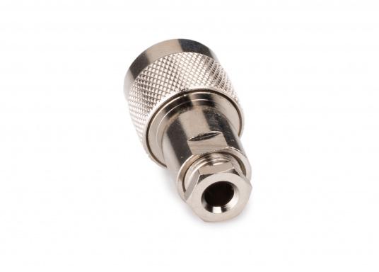 Passender N-Stecker für RG58U Kabel. (Bild 3 von 4)